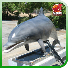 Amusement Park simulation animal of life size and real look