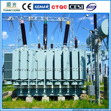 110kv sealed oil type Power Transformer conservator transformer