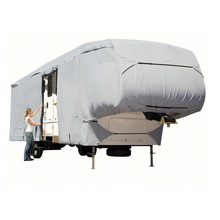 Outdoor Protect 5th Wheel RV Cover , Fifth Wheel Camper Covers 29'-33'
