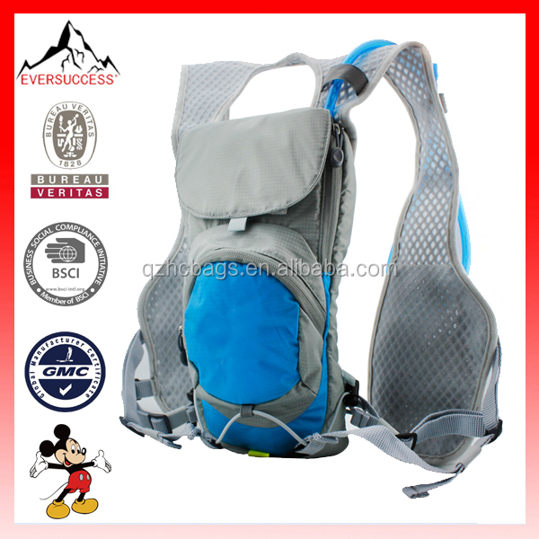 Unisex Travel Hydration Backpack Cycling Hiking Bag