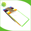 Deluxe Acrylic Clipboard With Customized Size