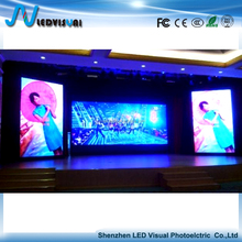 P2.5 led screen display indoor stage video TV/ stage wall led video screen