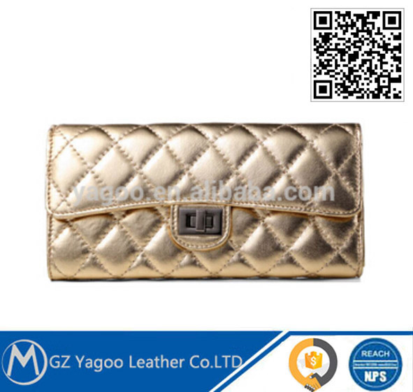 latest Long the European and American fashion ling small sweet wind ladies , woman leather wallet