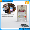 unique goods from china portable 10000mah desktop fashion power bank led display