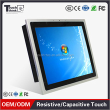 touch screen projected capacitive open frame