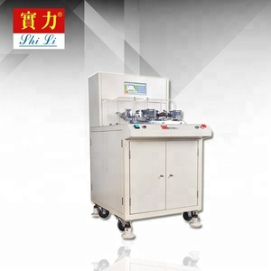 Two spindle Automatic Ceiling Fan Stator Coil Winding Machine
