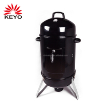 best top rated homemade diy mini stand up vertical 365 charcoal bbq grill water bullet smoker for sale