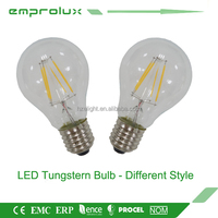 2016modern light edison carbon filament light bulb