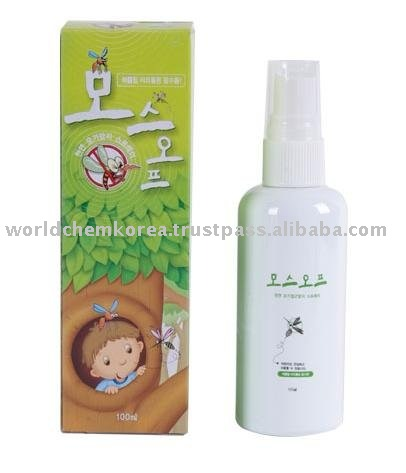 Mosquito Repellent Spray 100ml