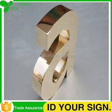 PDL 3D DIY Decorative letter number font