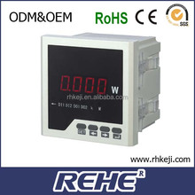 2014 newest 120*120 three phase energy meter connection RH-3P11