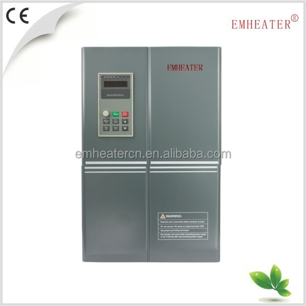 0.4kw~350kw 3 phase AC electric motor used EMHEATER frequency converter 1 phase 220V