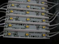 12V led module 5050 smd led module, 0.72Watt for channel letters and box signs UL approved E468389