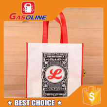ECO waterproof cheap folding polyester nylon shopping bag wholesale