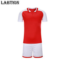 Factory high quality England Club 17-18 football shirt maker custom soccer jersey