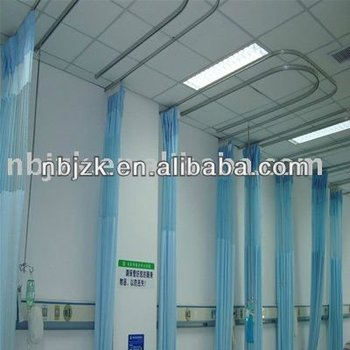Hospital Ward Curtain For Patient Bed partition, View Hospital ...