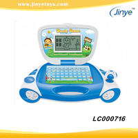 2015 new products English & Spanish early learning kids learning computer
