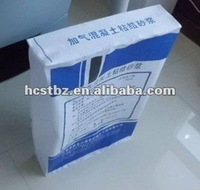 PP cement bag with BOPP film