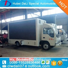 Sinotruk Howo Light Mobile LED Advertisement trucks for sale