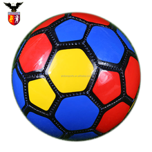 PVC foam leather mini small size soccer ball football