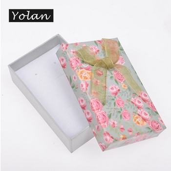 gift box jewelry specil paper jewelry box manufacturers china