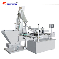 Beer Bottle Capping Machine / Can Capping Production Line / Bottle Twist Off Capping Machine