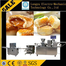 Multifunctional Industrial three layer pastry machine to make empanadas