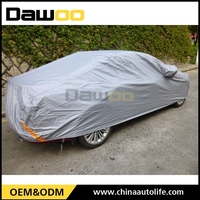 New design universal retractable folding garage car cover in all seasons