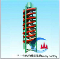 Coal Mine Processng Spiral Chute/Separator Machine