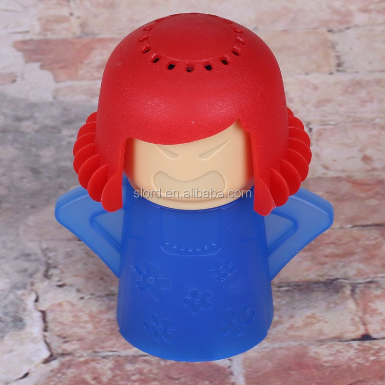 Health Metro Angry Mama Microwave Cleaner Cooking Mama Kitchen Gizmo Cleanser