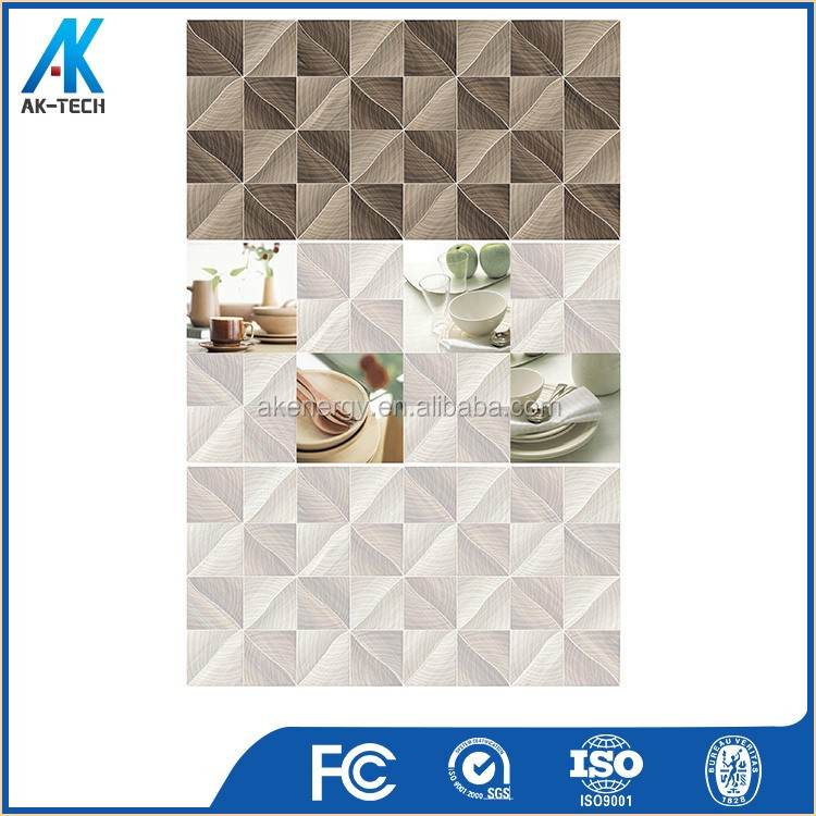 250x400 mm manufacture latest design office facade wall tile porcelain