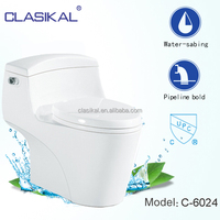 China factory supplier hotsale model ceramic one piece TOTO toilet