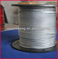 stainless Steel Wire rope 1mm rope manufacturers