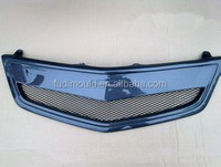 car front grille plastic injection mould/auto grille muld