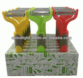 Multi function peelers