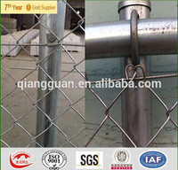 Alibaba BV certified! PVC coating chain link fence/garden netting/iron fence for sale