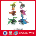 DIY new product 3D assemble dinosaur world toy