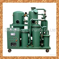 Movable transformer oil purifier,used oil cleaning machine,filter type waste oil recycling