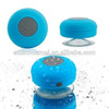Original design waterproof mini bluetooth speaker with suction cup, low price wireless Bluetooth mini speaker with built-in mic