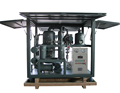 High Vacuum Used Polluted Transformer Oil Filtration Machine