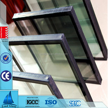 Shanghai highty quality low-e insulated glass panels price for windows with Australia standard