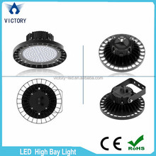 Hottest selling good quality ufo Flat linear highbay led light 200w