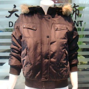 Women Russian Winter Coat Design