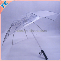 Hot sale LED flashing rain umbrella