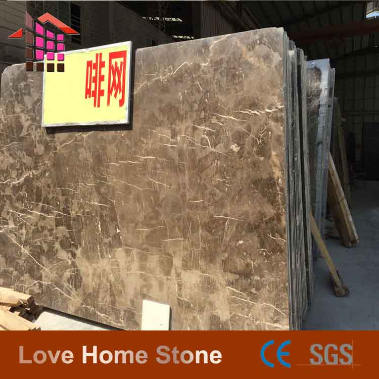 Own quarry coffee brown marble with Own quarry