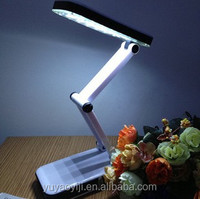foldable rechargeble table reading lamp high quality 666