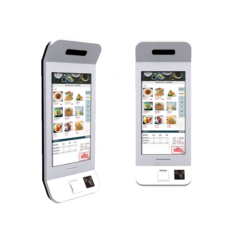 32&quot; Ticket vending machine <strong>payment</strong> kiosk, Fast food restaurant wall mounted <strong>payment</strong> kiosk, Self service ordering <strong>payment</strong> kiosk