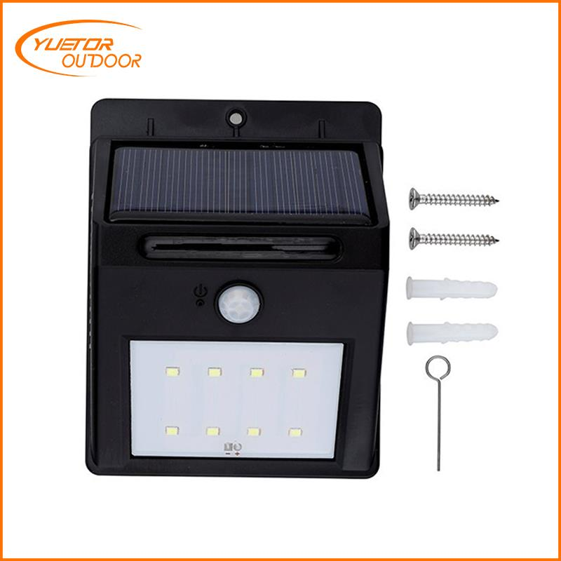 Amazon Professional Supplier solar panel led street light with CE certificate YTS-1002