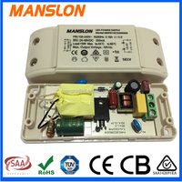 15w led switching power supply 300ma led bulb driver for led street light