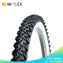 Factory price wholesale nylon tubeless tire 2.50-16 2.75-17 2.75-18 bike tires online